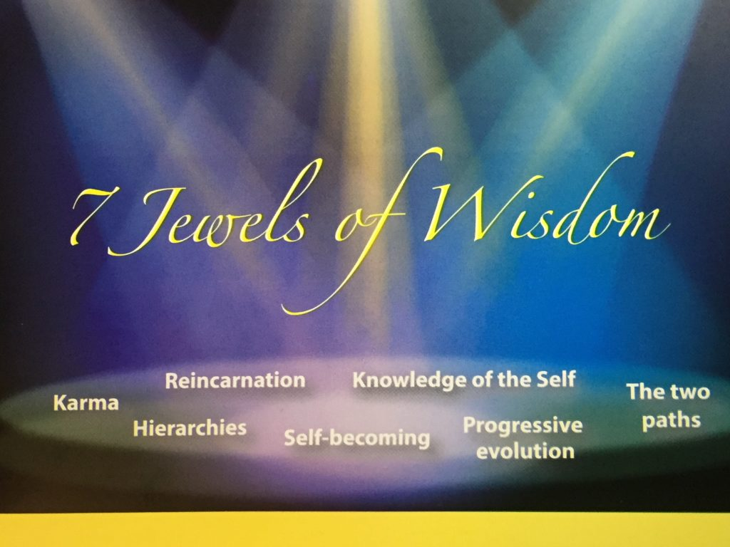 Seven Jewels of Wisdom